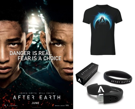After Earth Comp