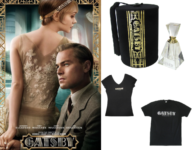 Great Gatsby Giveaway