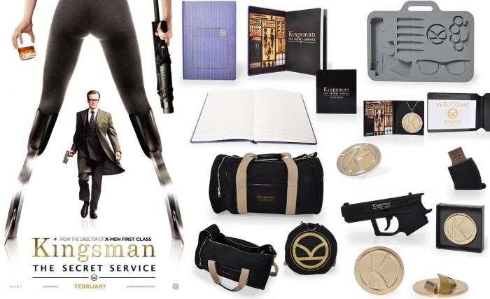 Kingsman The Secret Service Comp