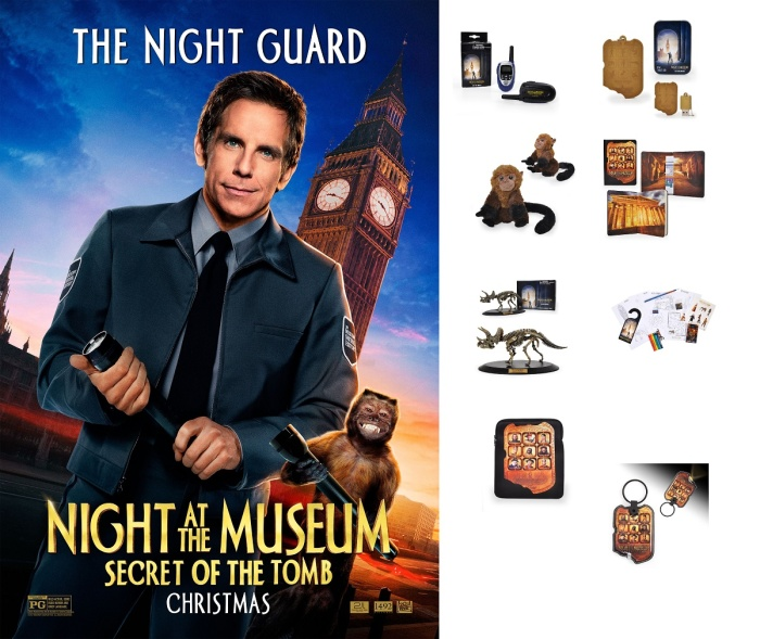Night at the Museum Secret of the Tomb comp