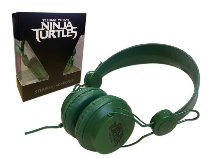 TMNT - headphones