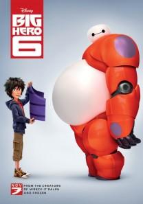 Big Hero 6 new