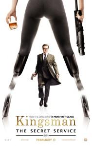 Kingsman The Secret Service Poster