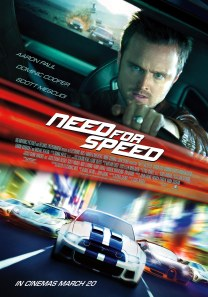NEED FOR SPEED - Key Art