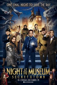 Night at the Museum Secret of the Tomb
