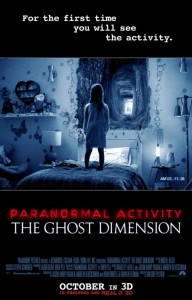 Paranormal Activity The Ghost Dimenson