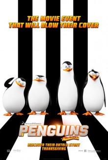 Penguinds Of Madagascar