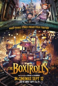 The boxtrolls new