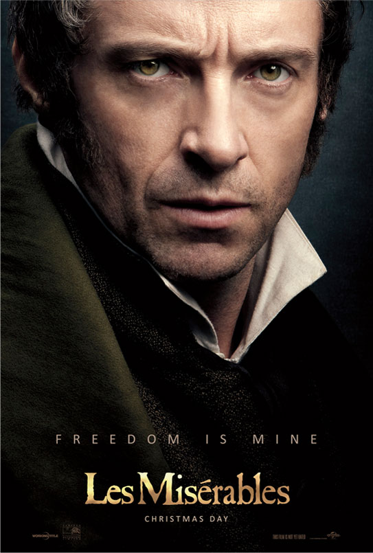 Les Miserables Character Art