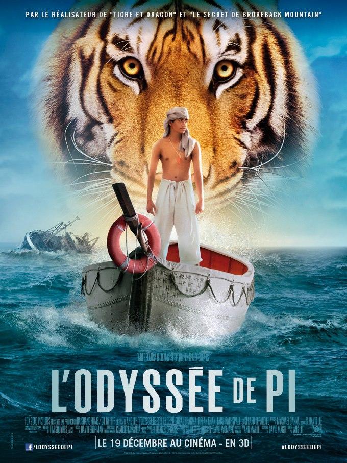 life of pi La Vida de Pi [2012] [DvdRip Rmvb] [Sub Español]