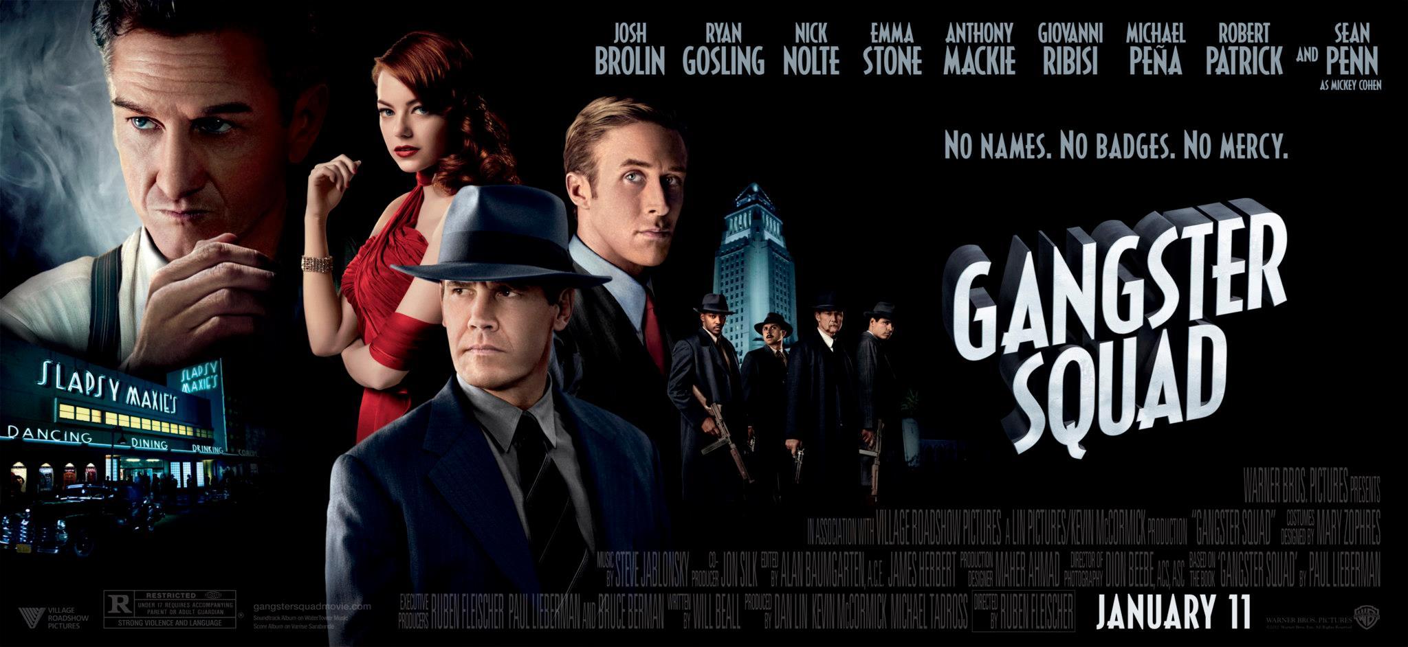 Gangster Squad (Brigada de elite) (Latino) (DvdRip) (MG)