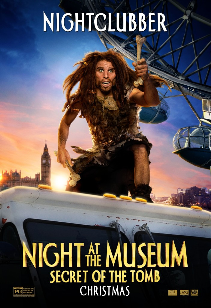 Night at the Museum Secret of the Tomb 1