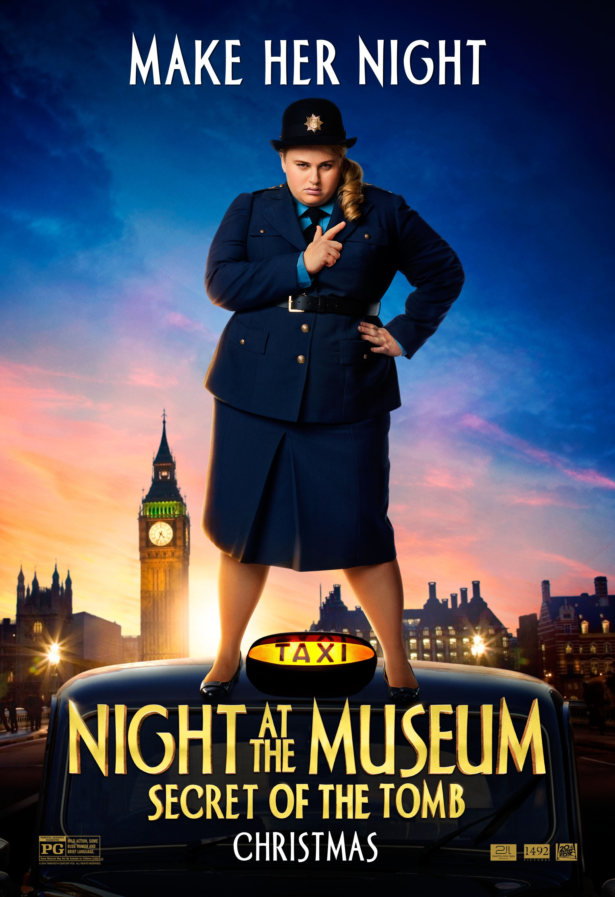 Night at the Museum Secret of the Tomb 2