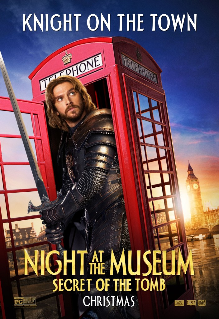 Night at the Museum Secret of the Tomb 3