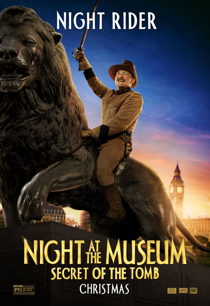 Night at the Museum Secret of the Tomb 4