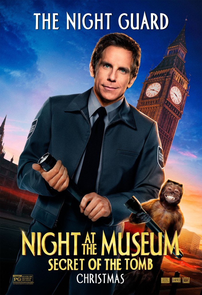 Night at the Museum Secret of the Tomb 5
