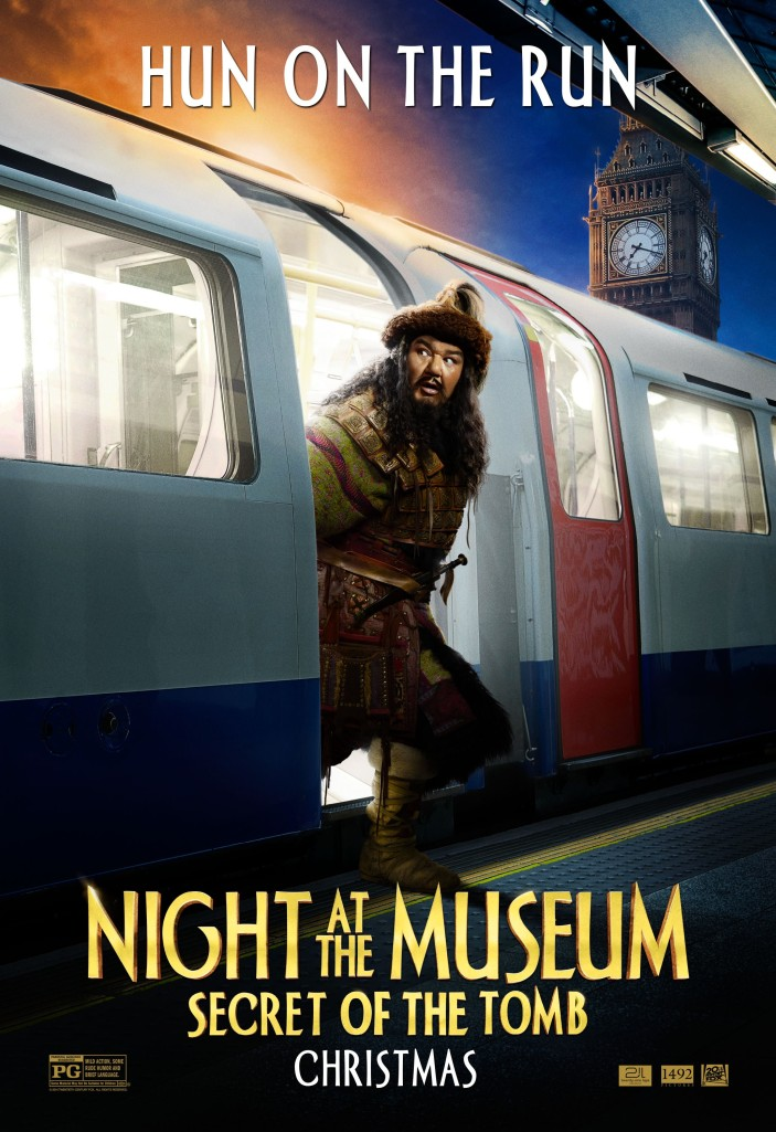Night at the Museum Secret of the Tomb 6