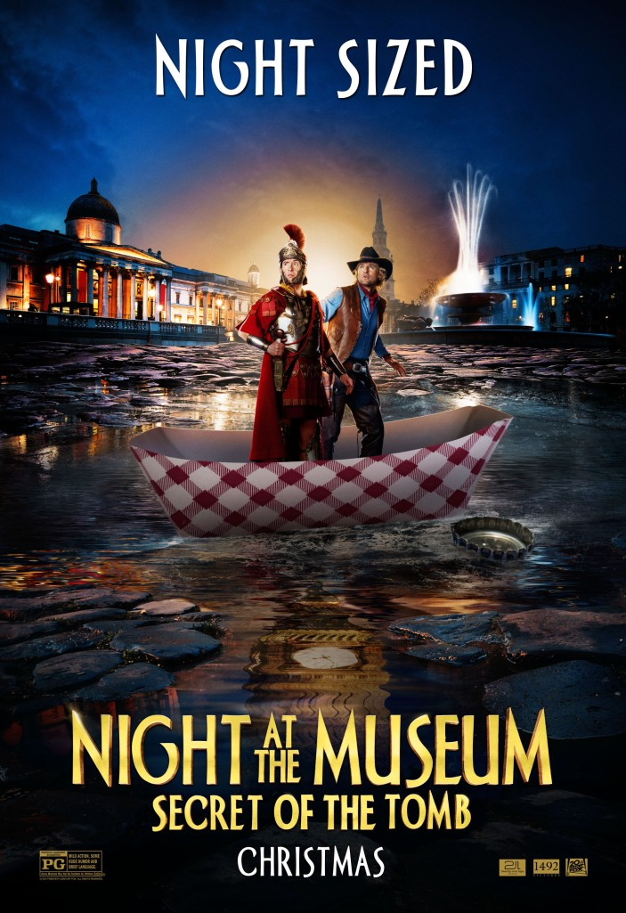 Night at the Museum Secret of the Tomb 7
